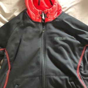 Nike Lebron Zip Up Jacket